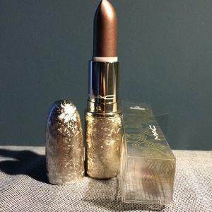 MAC I'm Glistening Lipstick NIB